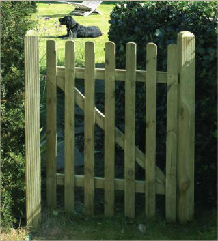 Round_Top_Picket_Gate
